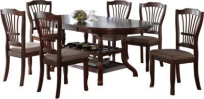 New Classic Bixby 7-Piece Dining Set