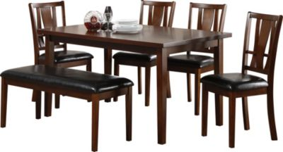 New Classic Dixon 6-Piece Dining Set