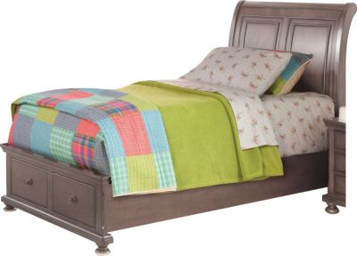 New Classic Allegra Full Storage Bed