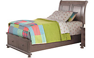 New Classic Allegra Twin Storage Bed
