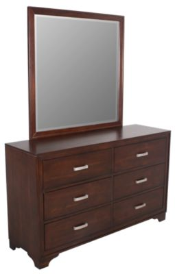 New Classic Urbandale Dresser with Mirror