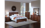 New Classic Urbandale 4-Piece King Bedroom Set