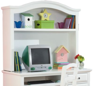 New Classic Bayfront Kids' Desk Hutch Top Only