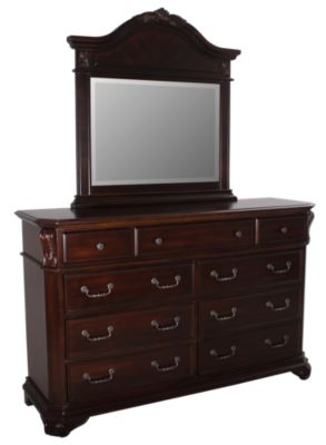 New Classic Emilie Dresser with Mirror