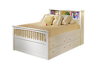 New Classic Bayfront Twin Storage Bed