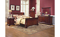New Classic Versaille 4-Piece King Bedroom Set