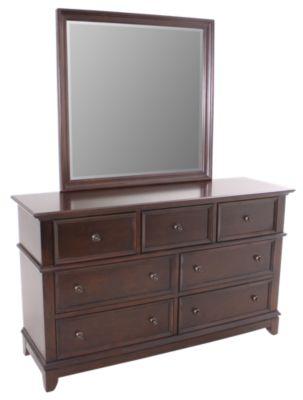 New Classic Prescott Dresser With Mirror Homemakers