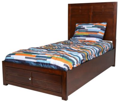 New Classic Kensington Twin Storage Bed