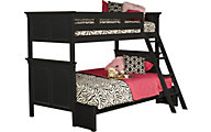 New Classic Tamarack Twin/Full Bunk Bed