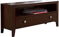 Ne Bedroom Pulse Chocolate Kids' Bedroom Bench
