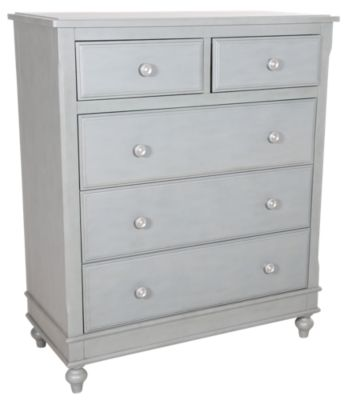 Ne Bedroom Lake House Gray Chest