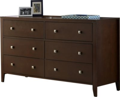 Ne Bedroom Pulse Cherry Kids' Dresser