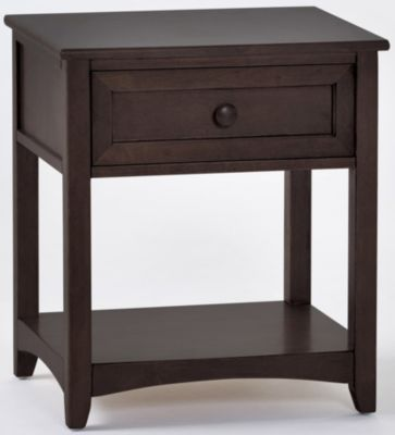 Ne Bedroom Schoolhouse Chocolate Nightstand