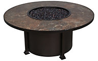 O W Lee Company Santorini 54-inch Round Outdoor Fire Pit