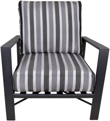 O W Lee Company Gios Outdoor Lounge Chair