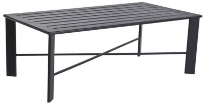 O W Lee Company Gios Outdoor Coffee Table