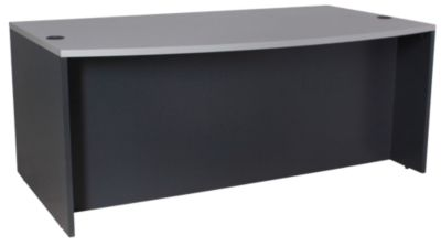Office Star Bow Desk Shell