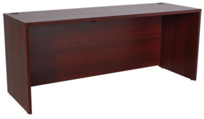 Office Star Napa Mahogany Credenza Shell