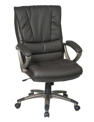 Office Star Eco Leather Desk Chair