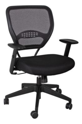 Office Star Air Grid Back Deluxe Task Chair