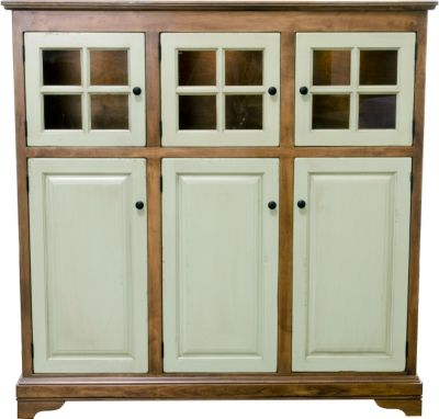 Palettes New England Cabinet