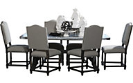 Palettes Elements Table & 6 Charlie Chairs
