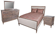 Palettes Southampton 4-Piece King Bedroom Set