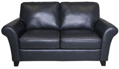 Palliser Rosebank 100% Leather Loveseat