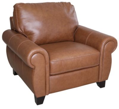 Palliser Willowbrook 100% Leather Chair