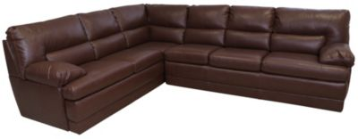 Palliser Northbrook 100% Leather 2-Piece Sectional