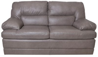 Palliser Northbrook 100% Leather Loveseat