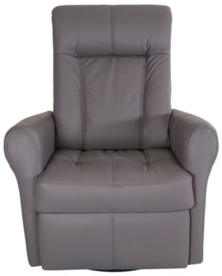 Palliser Yellowstone Leather Power Swivel Glider Recliner