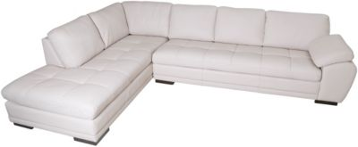 Palliser Miami 100% Leather 2-Piece Sectional