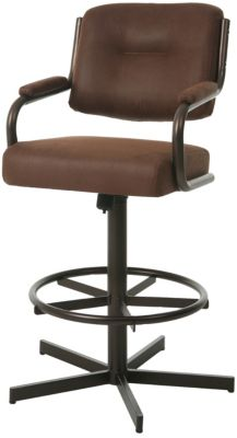 Pastel Furniture Havana Swivel Tilt Bar Stool