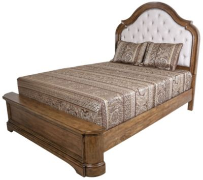 Pulaski Aurora King Bed