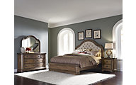 Pulaski Aurora 4-Piece Queen Bedroom Set