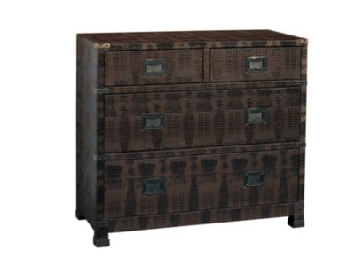 Pulaski Bronze Accent Chest