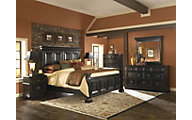Pulaski Brookfield 4-Piece King Bedroom Set