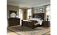Pulaski Durango Ridge 4-Piece King Bedroom Set