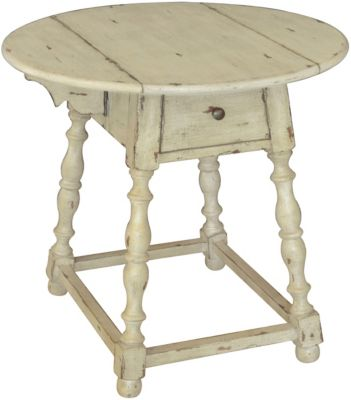 Pulaski Rustic Accent Table