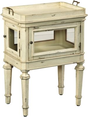 Pulaski Tray Top Accent Table
