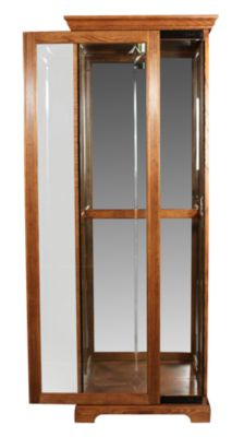 Pulaski 2 Way Sliding Door Curio