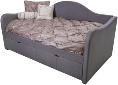 Powell Upholstered Daybed with Trundle