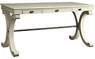 Powell Willowbrook White Desk