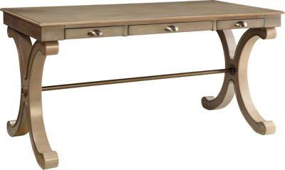 Powell Fieldstone Desk