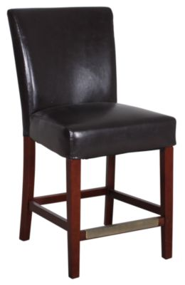 Powell 749 Collection Brown Counter Stool