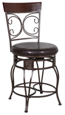 Powell Big and Tall Counter Stool