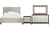 Magnussen Gramercy 4-Piece King Bedroom Set