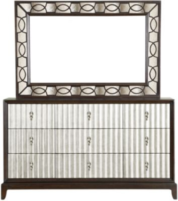 Magnussen Gramercy Dresser with Mirror