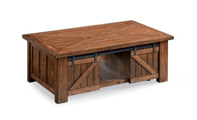 Magnussen Harper Farm Lift-Top Coffee Table - Magnussen Harper Farm Lift-Top Coffee Table Homemakers Furniture